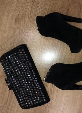 Ботильоны, ботинки р 36