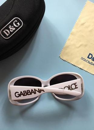 Солнцезащитные очки dg