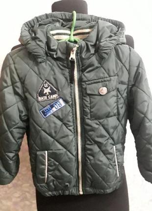 Куртка для хлопчика 2роки
