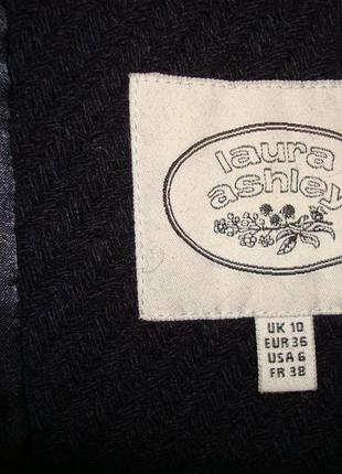 Стильное пальто из шерсти с капюшоном р.8-105