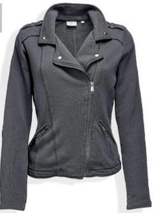 Куртка косуха из трикотажного полотна