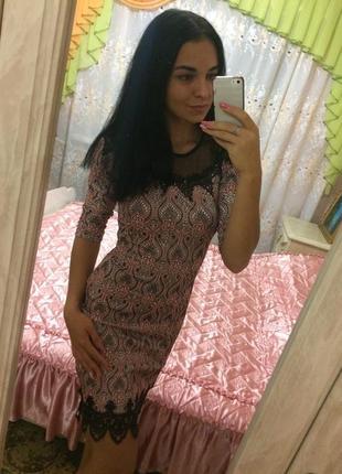 Отличное платье на вечер