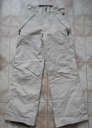 Лыжные штаны boy-cot мембрана на подростка