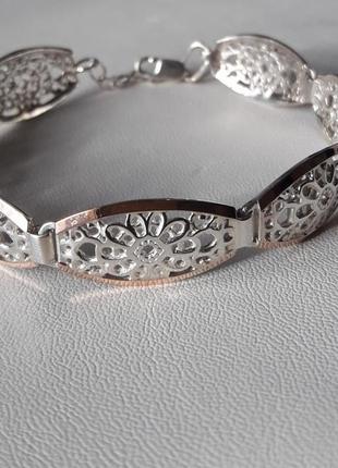 Sale браслет серебро2 фото