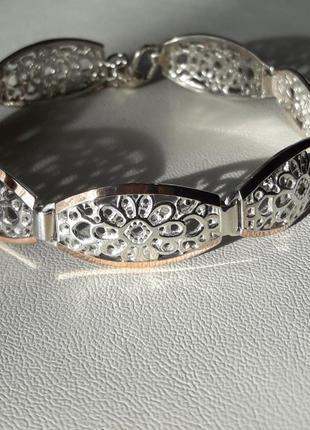 Sale браслет серебро3 фото