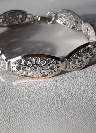 Sale браслет серебро4 фото
