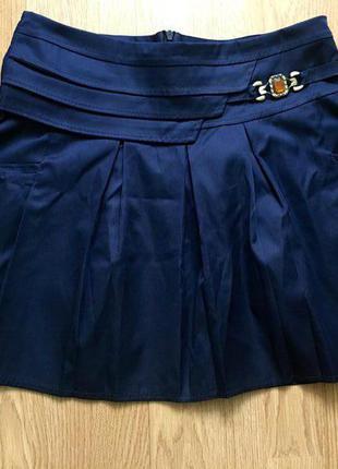 Красивенная классическая юбочка клёш