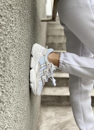 Adidas ozweego adiprene шикарные женские кроссовки адидас7 фото