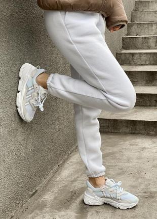 Adidas ozweego adiprene шикарные женские кроссовки адидас3 фото