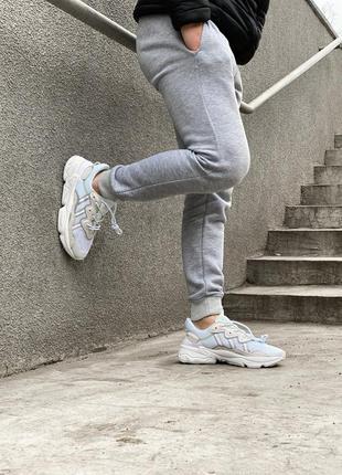 Adidas ozweego adiprene шикарные женские кроссовки адидас9 фото