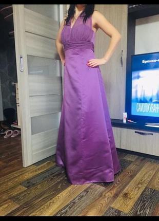 Платье выпускное/вечерние