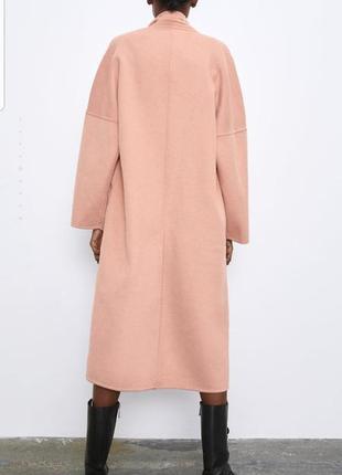 Стильное пальто zara3 фото