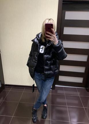 Куртка пуховик s,m,l,женский пуховик, пуховик женский, зимняя куртка женская