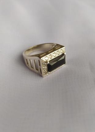 "Серебряное кольцо ""флоренция"" 17 размер"