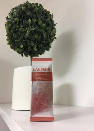 Сироватка для ніг lanbena nail repair essence