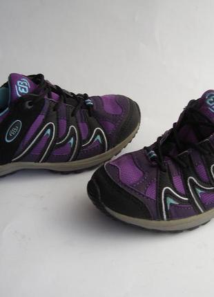 Треккинговые ботинки brutting comfortex, р. 32 21, 5см