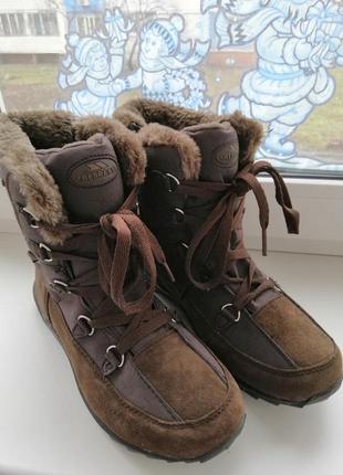 Ботинки, сапоги trespass женские зимние, 38 размер