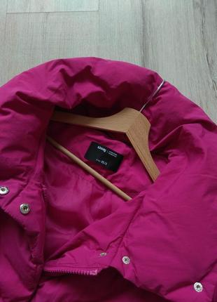Куртка пальто пуховик sinsay размер xs s m оверсайз3 фото