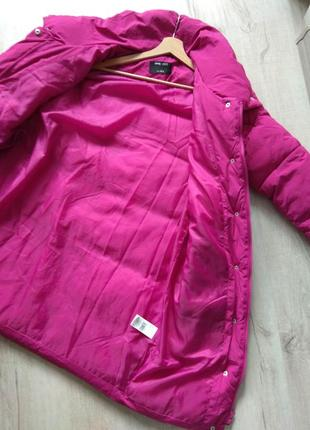 Куртка пальто пуховик sinsay размер xs s m оверсайз2 фото