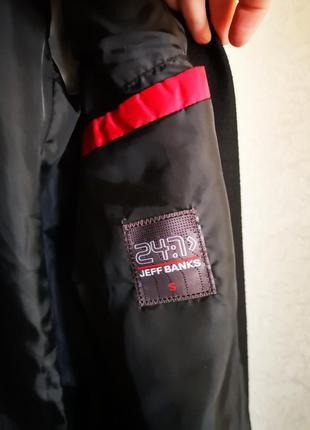 Пальто jeff banks, размер s7 фото