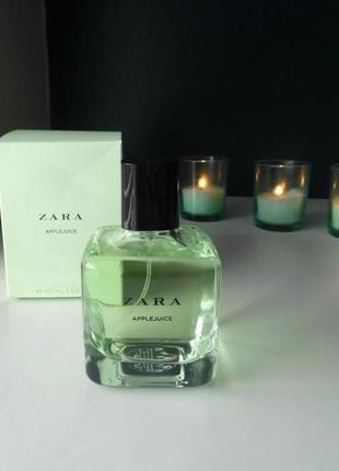 Zara apple juice