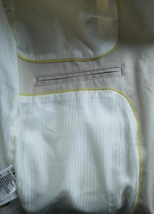 Бежевый пиджак жакет6 фото