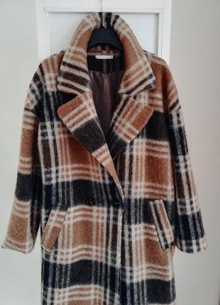 Новая коллекция  пальто  в клетку ltalia 🇮🇹