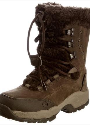 Hi tec как новые ботинки, сапоги, чоботи, угги, зимние ботинки, зима, оригинал