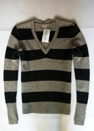 Теплый свитер esprit шерсть