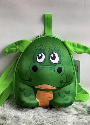 3d рюкзак динозавр