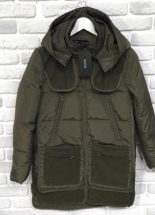 Куртка курточка парка пальто пальтишко