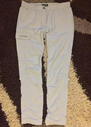 Жіночі трекінгові спортивні штани shoffel женские трекинговые штаны брюки
