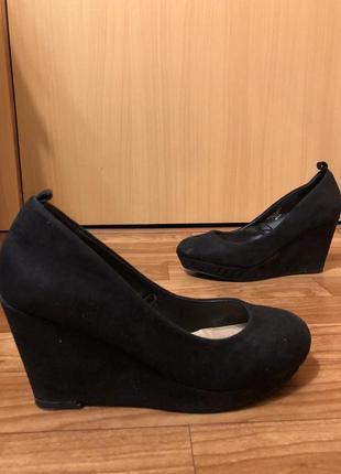 Удобные туфли 38 размера