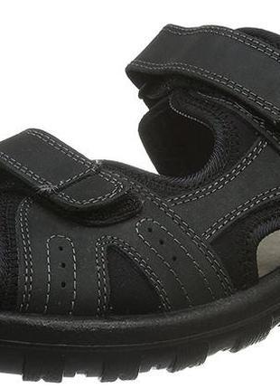 Кожаные босоножки, сандалии jomos 44-45