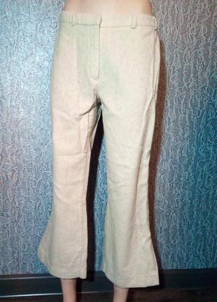 Шерстяные брюки. vanilia.