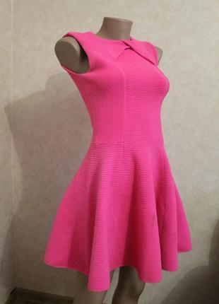 Плотное фирменное платье, оригинал xxsxs s, оригинал