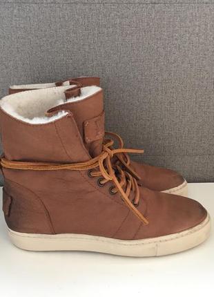 Зимові жіночі черевики walk in the park зимние женские ботинки сапоги