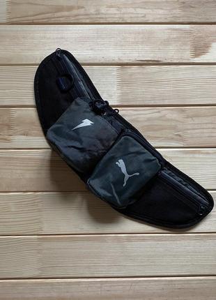 Поясная сумка для бега puma vintage винтаж бананка беговая