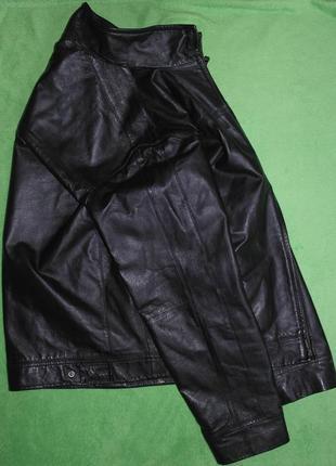Отличная blue harbor marks&spence мужская курточка кожа 50-52