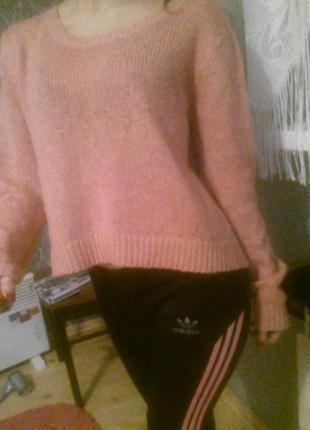 Теплый свитер h/m