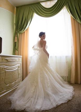 Свадебное платье pronovias1 фото