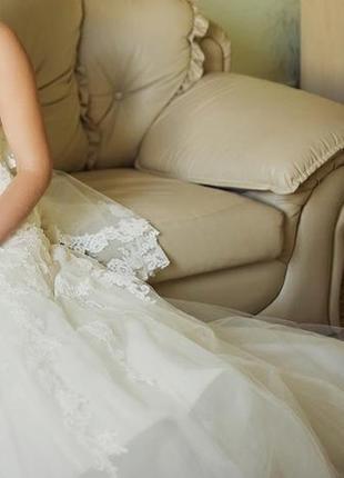 Свадебное платье pronovias3 фото
