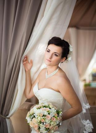 Свадебное платье pronovias5 фото