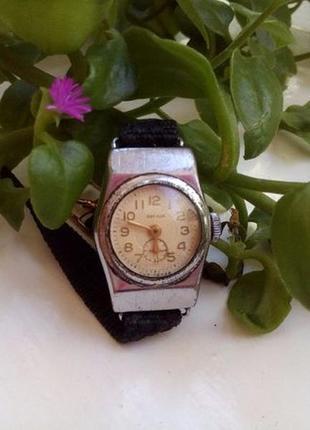 Звезда: часы механические ссср, гчз пенза, редкие, рабочие, 1958 год