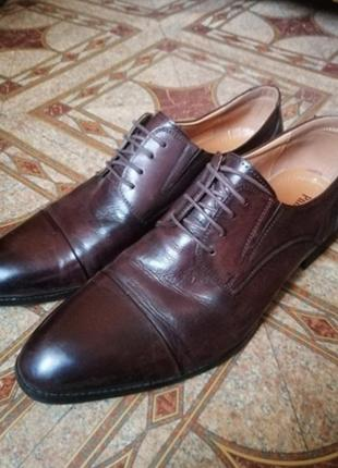 Крутые мужские туфли phillp smit