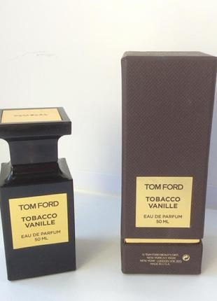 Оригинал tom ford tobacco vanille 10мл