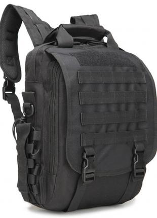 Тактическая сумка рюкзак. трансформер