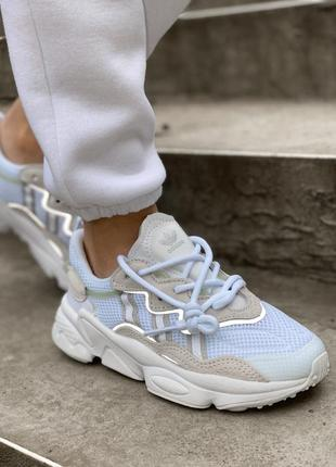 Adidas ozweego trainer шикарные женские кроссовки адидас озвего