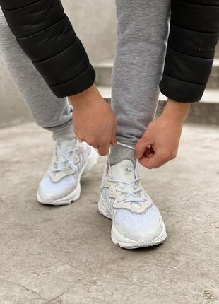 Adidas ozweego trainer шикарные женские кроссовки адидас озвего3 фото