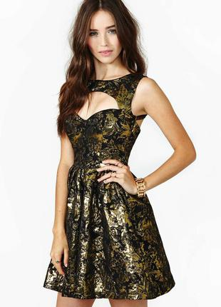 Нарядное платье rare london